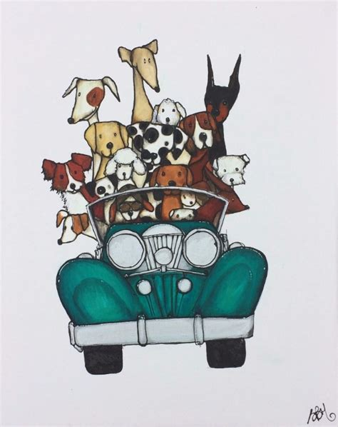 dogs day out dogs day out arty sally animal paintings