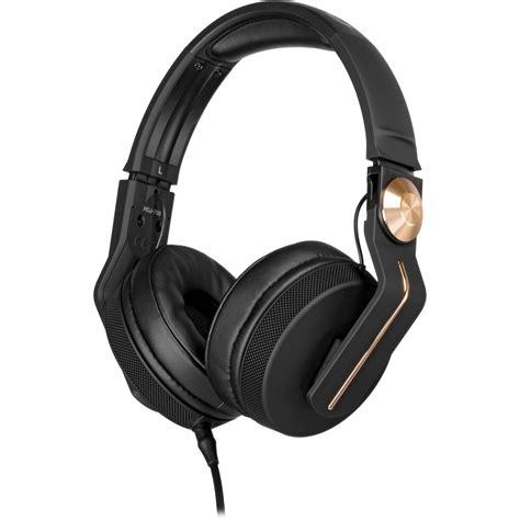 Headphone Pioneer Hdj 700 Pioneer Dj Hdj 700 Dj Headphones Black Gold Hdj 700 N