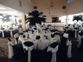and black decorations 35 black and white wedding table settings table
