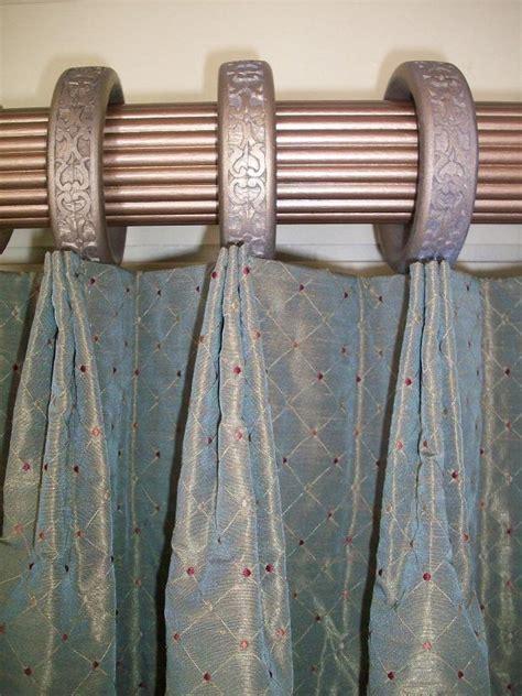 fan pleat drapery french pleat or fan pleat window treatments pinterest