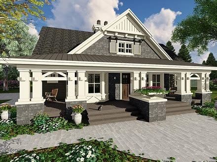 1 5 Story Open Floor Plans by Large Single Story Duplex Plans Single Story Craftsman