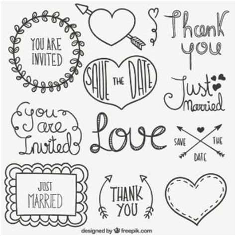 wedding doodle font free 25 best ideas about doodle wedding on