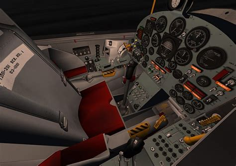 Simnetwork Market X 15 Cockpit