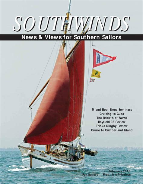 boat lettering kemah tx southwinds february 2015 by southwinds magazine issuu
