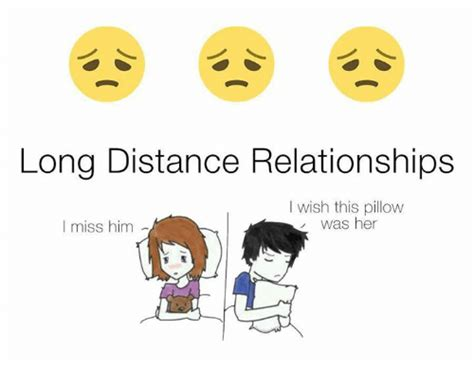 Long Distance Pillow Meme - long distance relationships wish this pillow was her i