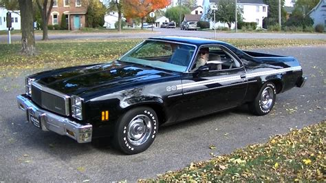 1977 el camino 1977 el camino ss for sale on facebook resto mod muscle