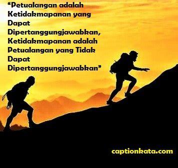 kata kata inspiratif pendaki terbaru  motivasi