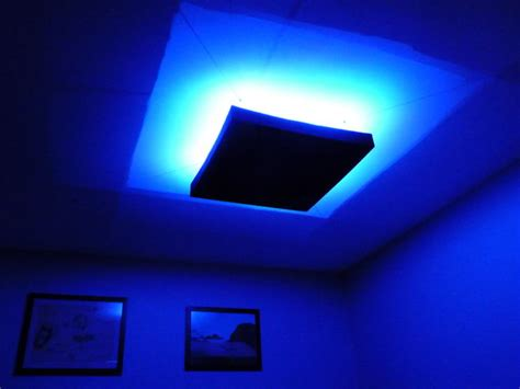 Ceiling Mood Lighting Rgb Led Ceiling Mood Light With Hacked Ir Remote