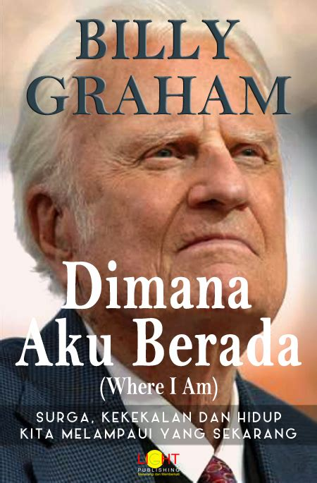 Roh Kudus Billy Graham Jual 5 Judul Buku Billy Graham