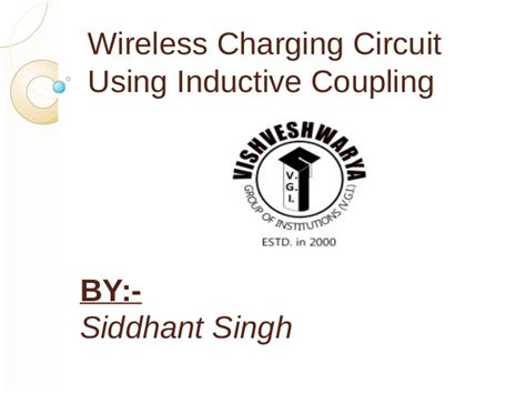 inductive coupling charging wireless mobile charging by inductive coupling