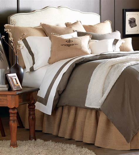 bed shams 25 best ideas about burlap bedding on pinterest burlap bed skirts burlap bedroom