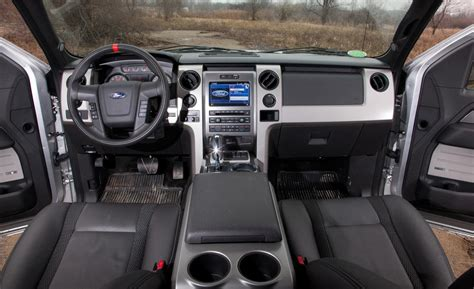 Ford F 150 Raptor Interior by Car And Driver