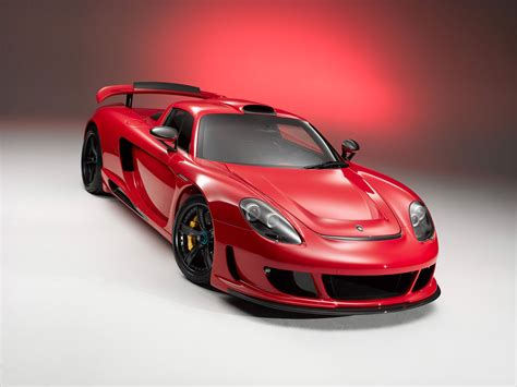 porsche gemballa porsche carrera gt by gemballa car news
