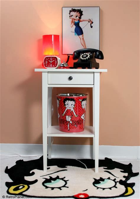 Betty Boop Home Decor Decorating With Betty Boop