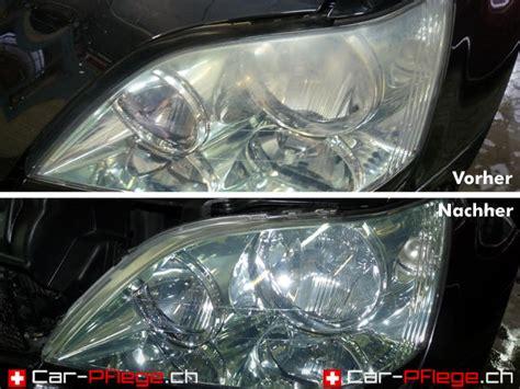 Auto Polieren Jahreszeit by Autoscheinwerfer Reparatur In Unserem Autokosmetik In Der