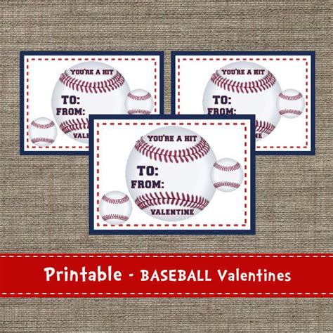 Diy Baseball Cards Template by 17 Best Images About Valentines Day On