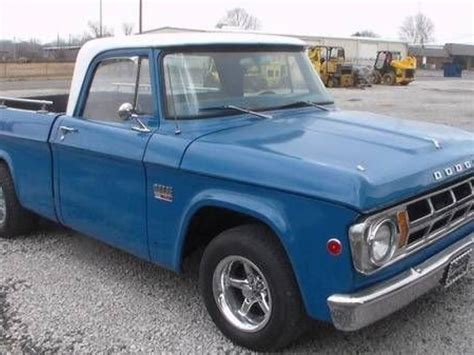 1969 dodge d100 1969 dodge d100 for sale classic car ad from