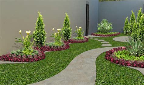 imagenes jardines de casas im 225 genes de jard 237 n de rosas para casas