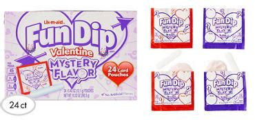 dip mystery flavor s day city