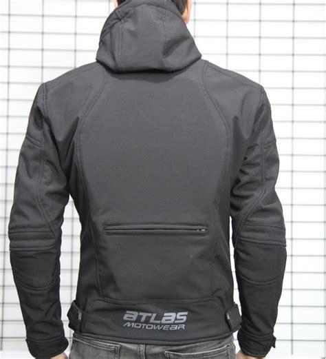 atlas rider softshell motosiklet montu siyah