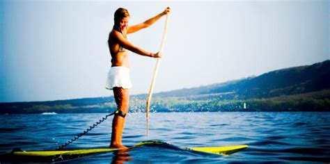 Bor Up kona stand up paddle board lessons rentals