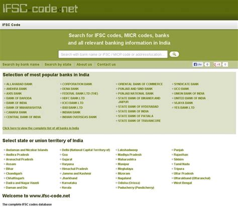 search bank through ifsc code 17 best images about ifsc code on code for