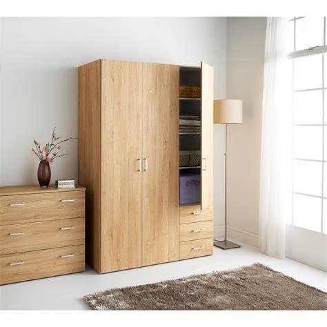 3 door armoire wardrobe hansberg 3 door wardrobe bedroom furniture b m