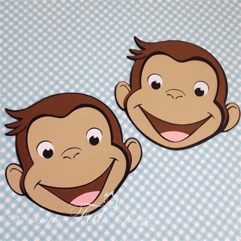imagenes de cumpleaños jorge jorge el curioso mono cumplea 241 os invitaci 243 n hecha a mano