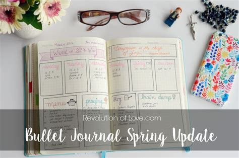 Tv In Kitchen Ideas How I Use My Bullet Journal Spring 2016 Update