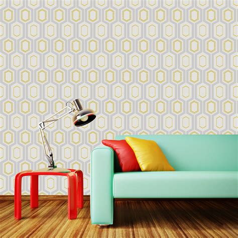 grey wallpaper living room uk 4 spare room ideas using wallpaper and how to make a
