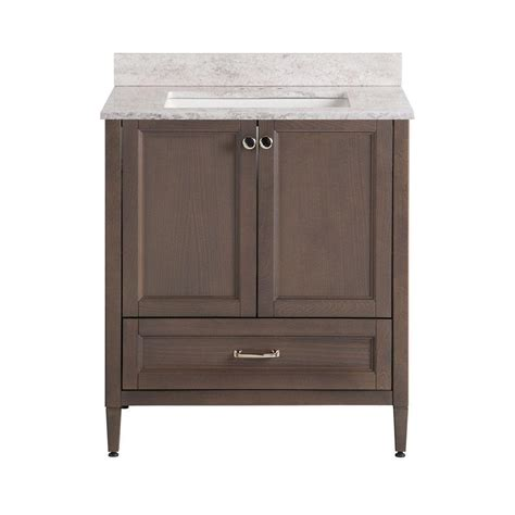 Home Decorators Vanity home decorators collection claxby 31 in w x 22 in d