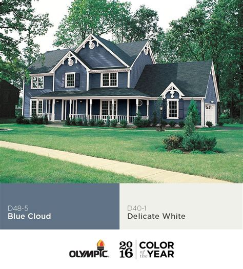 olympic exterior house paint colors 27 best images about olympic 2016 paint color of the year