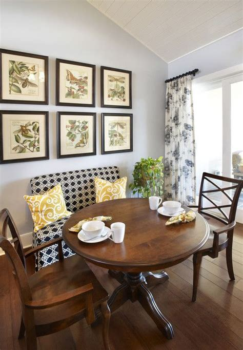 Small Dining Settee Best 25 Settee Dining Ideas On Formal Dining