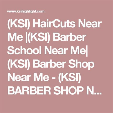 Hair Detox Shoo Near Me by 1000 Ideas About Barber School On Barber