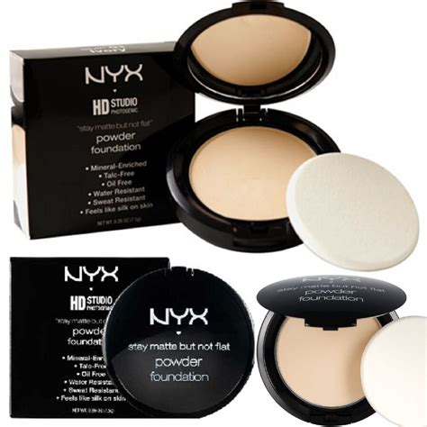 nyx stay matte but not flat powder foundation choose from