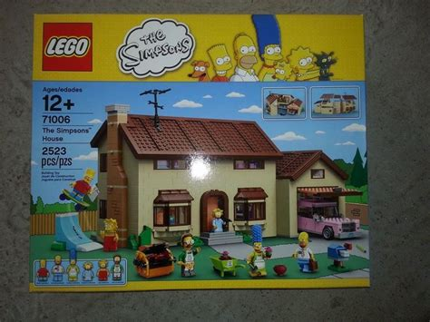 lego simpsons haus look at lego simpsons