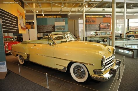 54 Chrysler New Yorker by 1954 Chrysler New Yorker Chassis Information