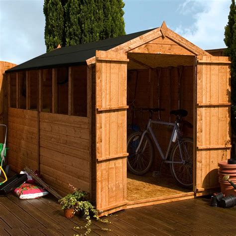 10 X 8 Wooden Shed by Shed Wood Design More Wooden Sheds 10 X 8