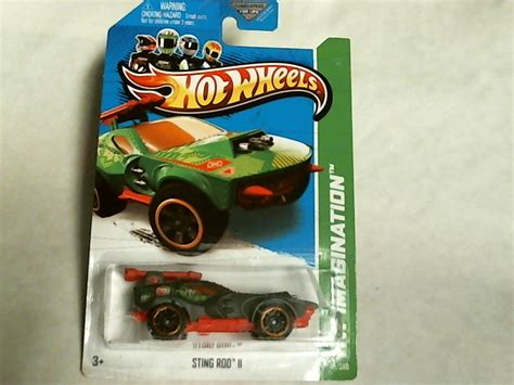Hw Racing Croc Rod 2013 wheels 2013 hw imagination sting rod ii treasure hunts 51 250 x1702 heroes sports cards
