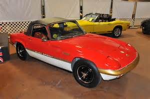 Gold Leaf Lotus 1972 Lotus Elan In Team Gold Leaf Colors Jere