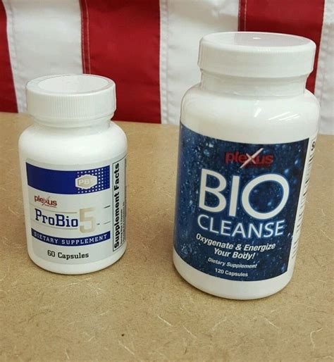 Plexus Detox by Plexus Slim Plexus Bio Cleanse And Probio5 Factory Sealed