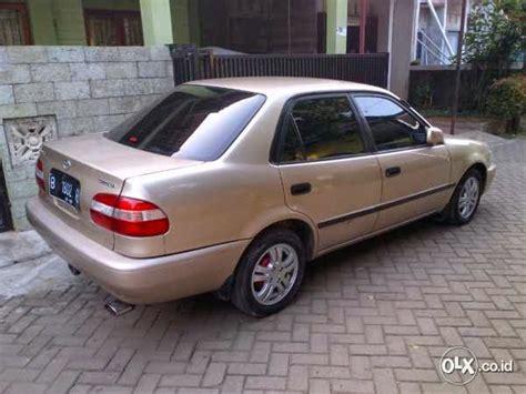 Kas Rem Mobil All New Corolla dijual corolla all new 1999 tangerang selatan lapak