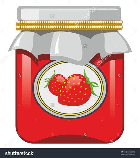 arts clipart strawberry jam clip cliparts