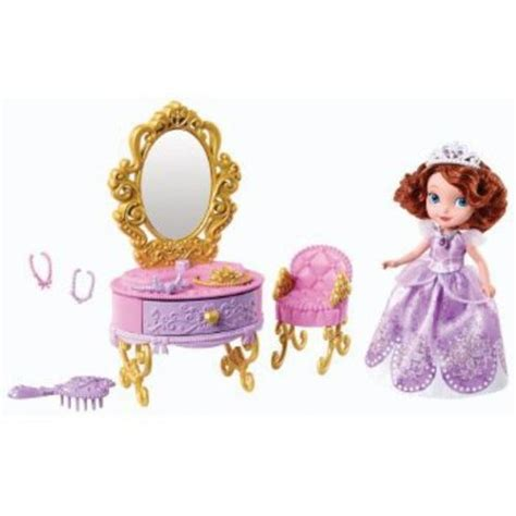 Princess Sofia Talking Vanity by Disney Princess Toys And Decor