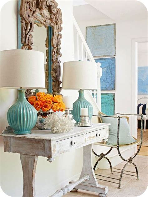 turquoise and orange home decor turquoise and orange decor becoration