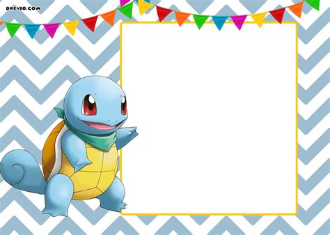 pikachu birthday card template free printable invitation templates free