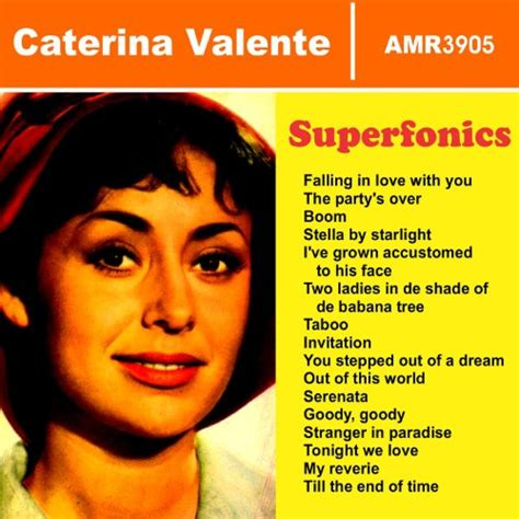 caterina valente free mp3 download tonight we love caterina valente mp3 downloads