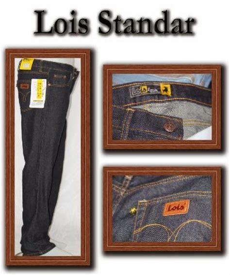 Harga Celana Merk Lois Original celana lois kw pria dan wanita berkualitas