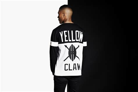 Jaket Sweater Hoodie Blood For Mercy Yellow Claw 3 1 daily paper x yellow claw 187 fkn