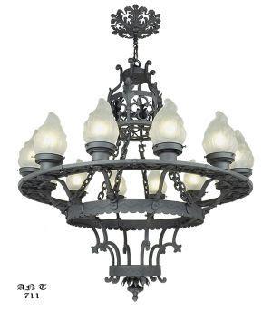 antique craftsman light fixtures vintage hardware lighting arts and crafts craftsman